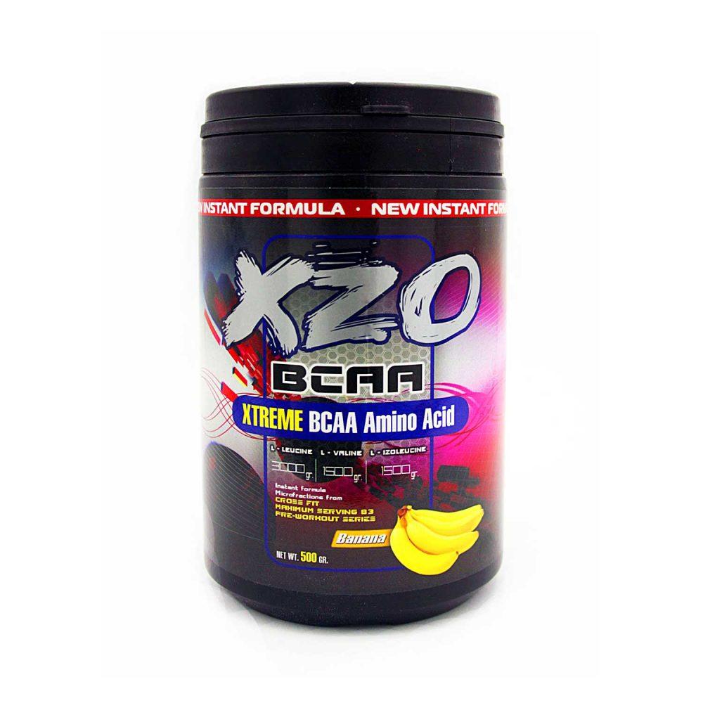 Купить аминокислоты всаа (bcaa) XZO Nutrition-вкус - банан-в интернет магазине спортивного питания Tvoy-Prot.com.ua - отзывы, цена, описание