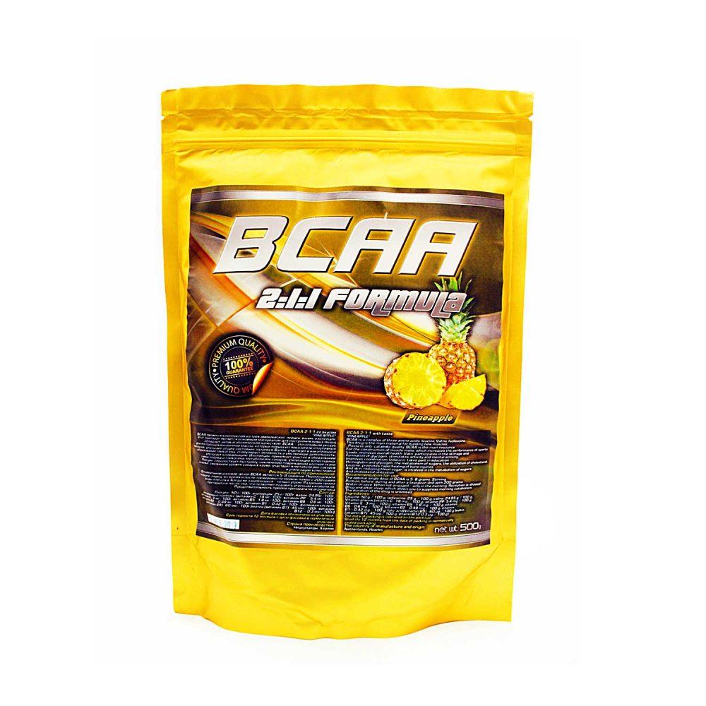 Купить Аминокислоты всаа 2:1:1 - bcaa amino acid на развес оптом Украина вкус ананас в интернет магазине спортивного питания tvoy-prot.com.ua