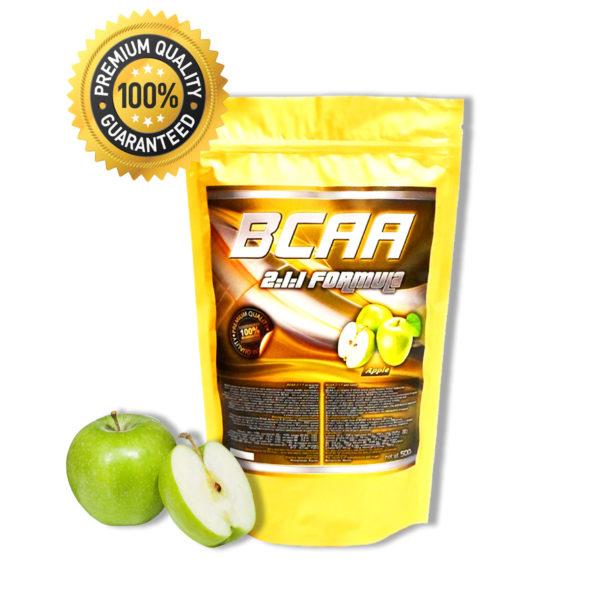 Купить Аминокислоты всаа 2:1:1 вкус яблоко - bcaa amino acid на развес оптом Украина - интернет магазин спортивного питания tvoy-prot.com.ua