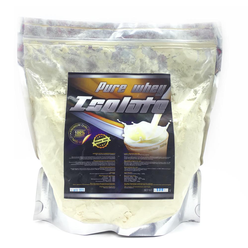 Изолят белка сывороточный - whey isolate - вкус чистый - tvoy-prot.com.ua