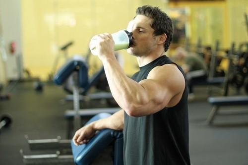 что пить когда занимаешься спортом