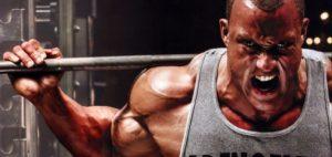 Как накачать большие плечи