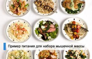 Какое спортивное питание подойдет для набора массы