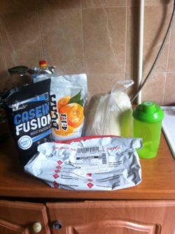 изолят сывороточного протеин - фотоотзыв от клиента интернет магазина спортивного питания на развес твой прот