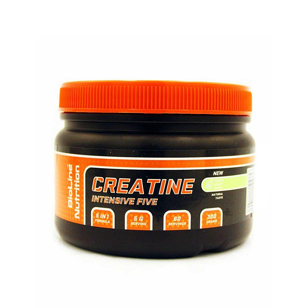 Купить Креатин моногидрат BioLine Nutrition - вкус мохито в интернет магазине спортивного питания Tvoy-Prot.com.ua - отзывы, цена, состав, свойства, фото
