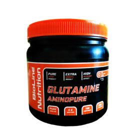 Купить аминокислоты Л-Глютамин - глутамин (L-Glutamine) BioLine Nutrition в интернет магазине спортивного питания Tvoy-Prot