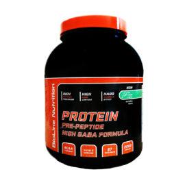 Купить сывороточный протеин BioLine Nutrition вкус - мороженное пломбир в интернет магазине спортивного питания Tvoy-Prot