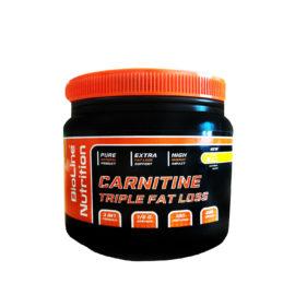 Купить жиросжигатель Л-Карнитин (L-Carnitine) BioLine Nutrition вкус лимон в интернет магазине спортивного питания Tvoy-Prot