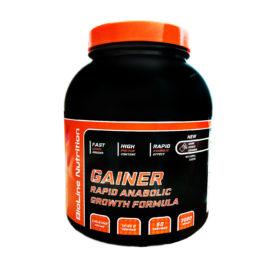 Купить гейнер для набора массы BioLine Nutrition вкус черный шоколад в интернет магазине спортивного питания tvoy-prot.com.ua