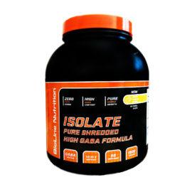Купить изолят сывороточный протеина белка BioLine Nutrition вкус - ванильное печенье в интернет магазине спортивного питания Tvoy-Prot