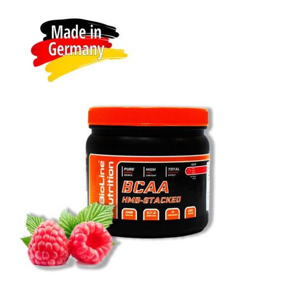 Купить аминокислоты всаа (bcaa) BioLine Nutrition вкус - малина в интернет магазине спортивного питания Tvoy-Prot.com.ua - отзывы, цена, состав, как принимать