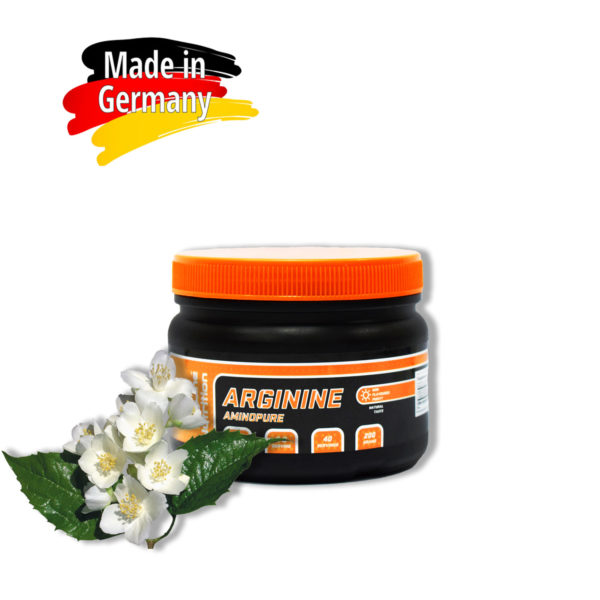 Купить аминокислоты Л-аргинин (L-arginine) BioLine Nutrition в интернет магазине спортивного питания Tvoy-Prot.com.ua - отзывы, цена, состав, как принимать,