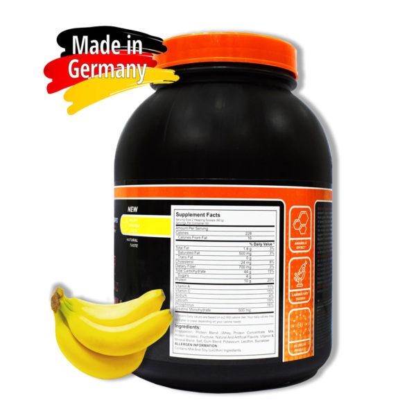 Купить гейнер для набора массы BioLine Nutrition в интернет магазине спортивного питания tvoy-prot.com.ua - отзывы, цена, состав, вкус - банан