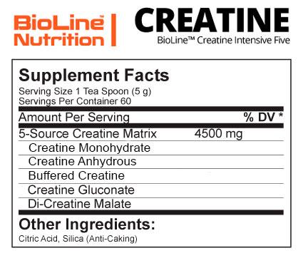 BioLine nitrition креатин моногидрат состав - в интернет магазине спортивного питания в Украине не дорого tvoy-prot.com.ua