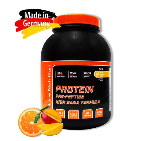 Купить сывороточный протеин BioLine Nutrition вкус - манго-апельсин-банка-в интернет магазине спортивного питания В Украине Tvoy-Prot - отзывы, цена, состав, как принимать,