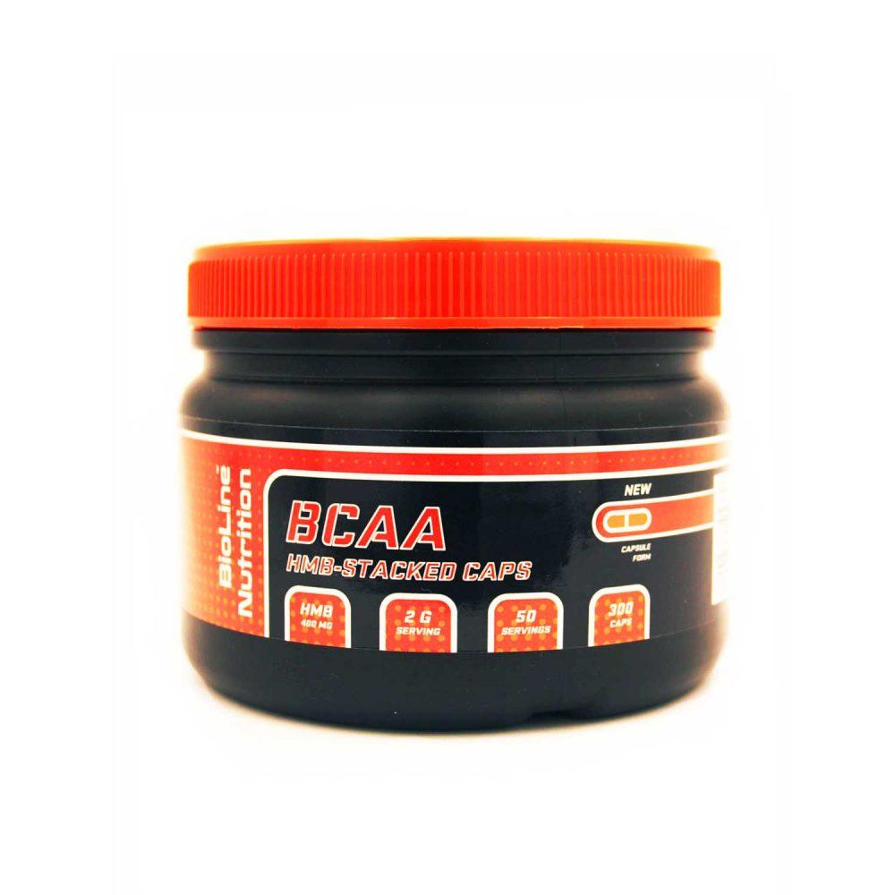 Купить аминокислоты всаа (bcaa) BioLine Nutrition в капсулах в интернет магазине спортивного питания Tvoy-Prot.com.ua - отзывы, цена, фото, как принимать. - обратная сторона