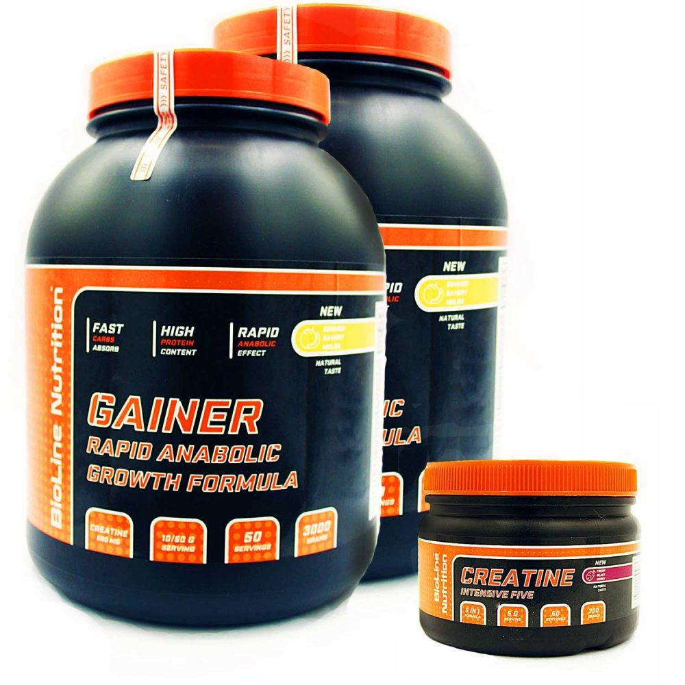 Акция на гейнер биолайн нутришин (BioLine Nutrition) в Украине от интернет магазина спортивного питания tvoy-prot.com.ua