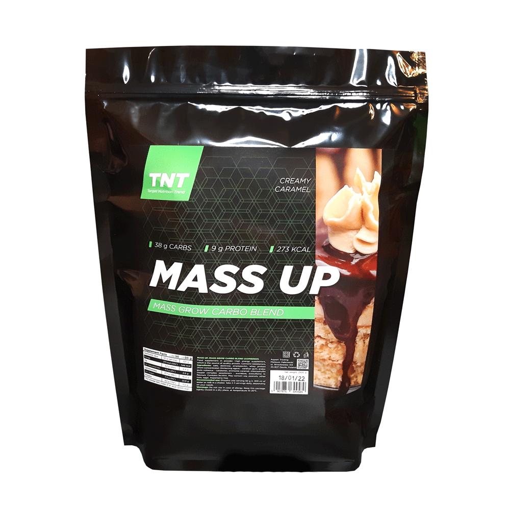 Купить гейнер для набора массы и роста мышц TM TNT (Target Nutrition Trend) вкус: сливочная карамель Whey 80 цена, фото, состав, отзывы на сайте tvoy-prot.com.ua