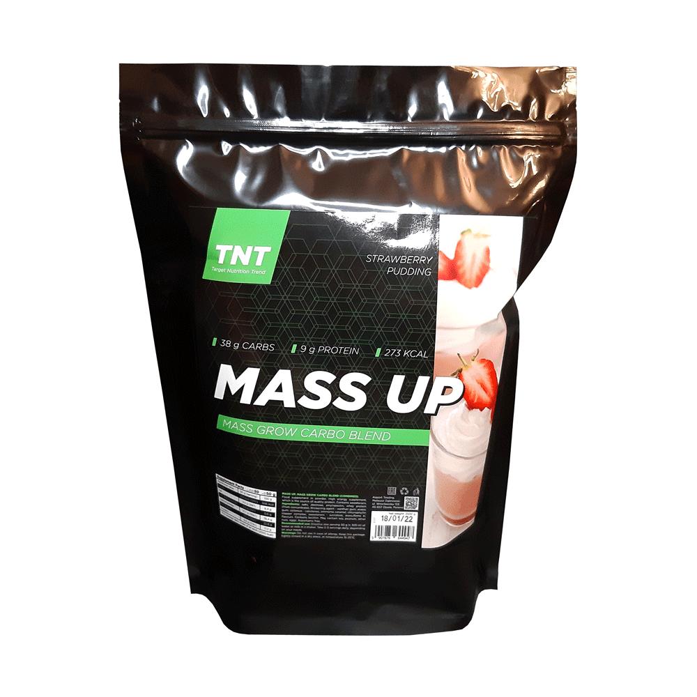 Купить гейнер для набора массы и роста мышц TM TNT (Target Nutrition Trend) вкус: клубничный пудинг Whey 80 цена, фото, состав, отзывы на сайте tvoy-prot.com.ua