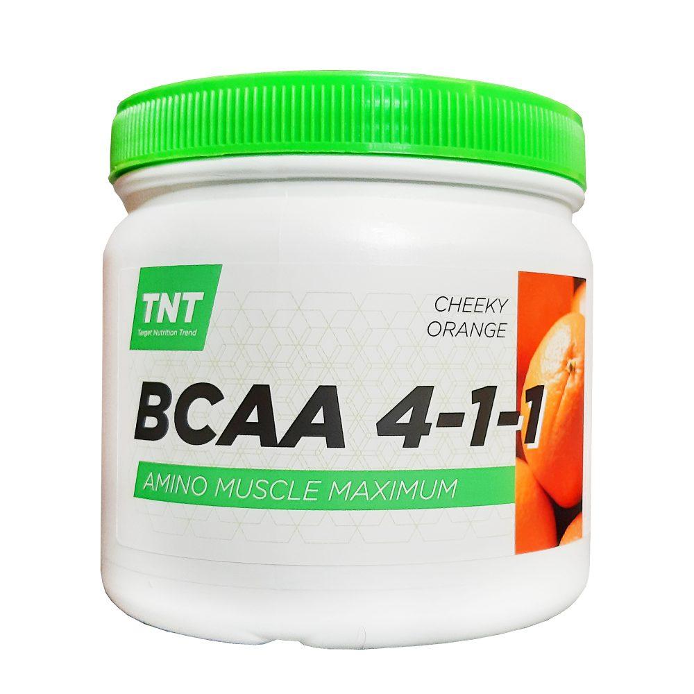 Купить аминокислоты ВСАА 4:1:1 для роста мышц TM TNT (Target Nutrition Trend) вкус: Дерзкий апельсин. цена, фото, состав, отзывы на сайте tvoy-prot.com.ua