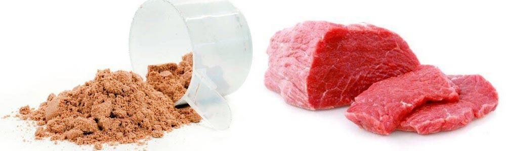 Купить говяжий Beef протеина в Киеве и Украине по выгодной цене - tvoy-prot.com.ua